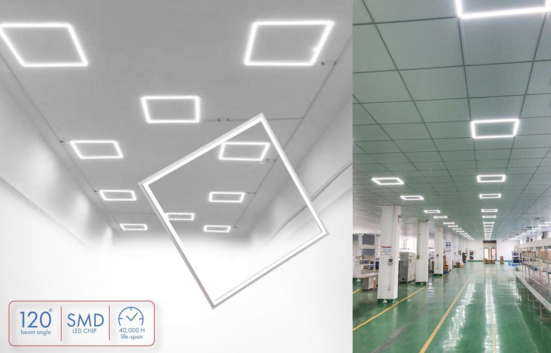 LED Borderline Light