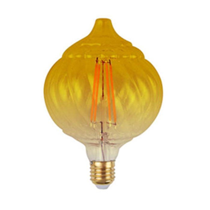 LED filament bulb Cuspidal Pumpkin