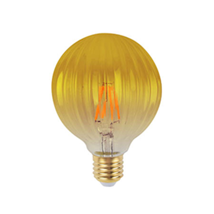 LED filament bulb Pumpkin