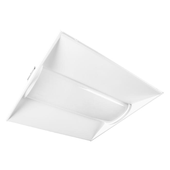 LED Basket Recessed Troffer