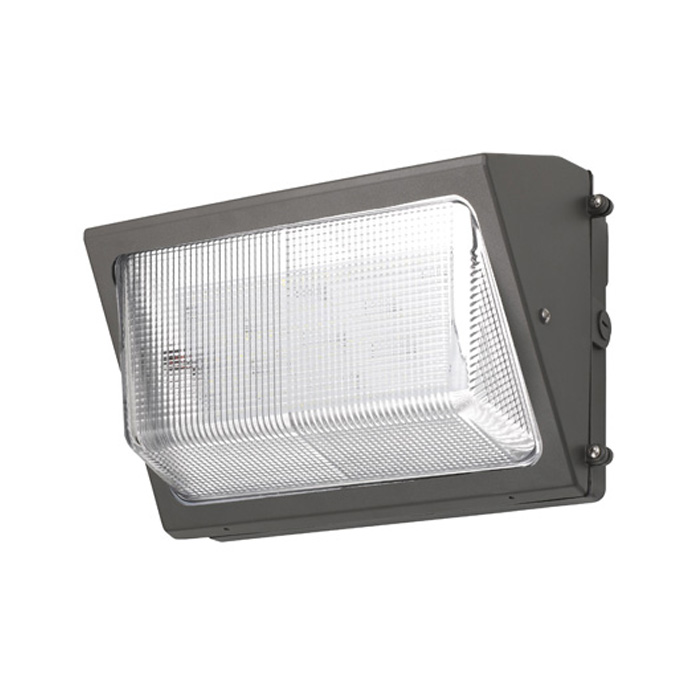 Non-Cutoff LED Glass Wallpack