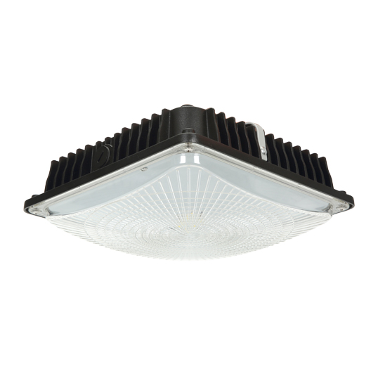 Slim Fit LED Canopy Luminaire