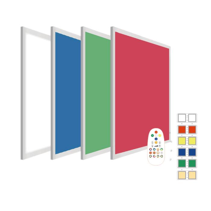 LED Panel RGBWW Series