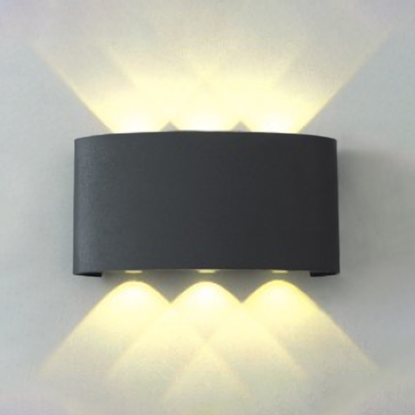 LED outdoor wall Light F813C