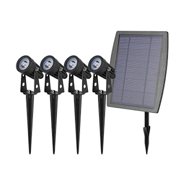 LED solar spike light C0710