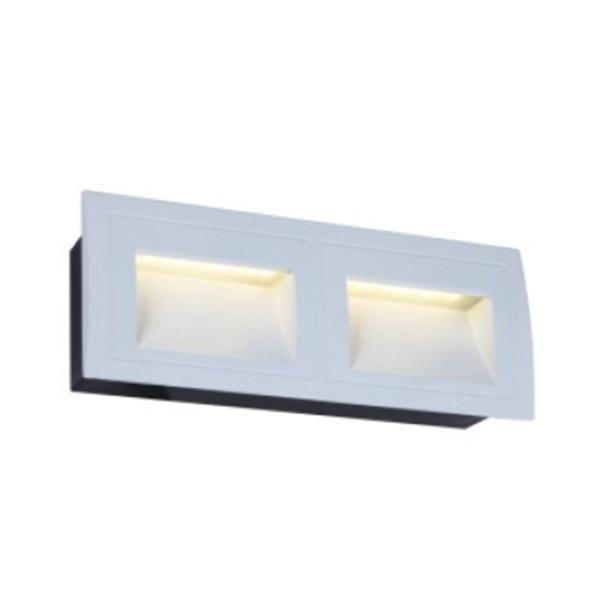 LED corner step light D695