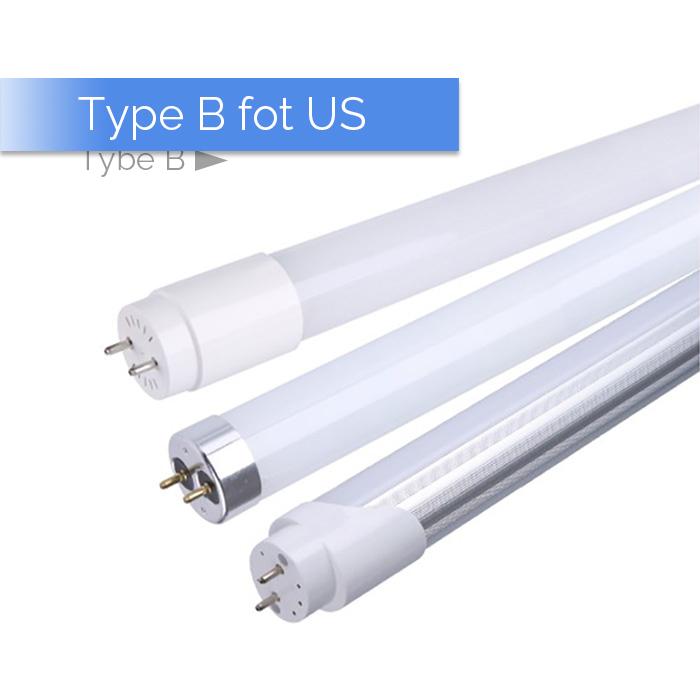 T8 LED Glass Tube Tybe B