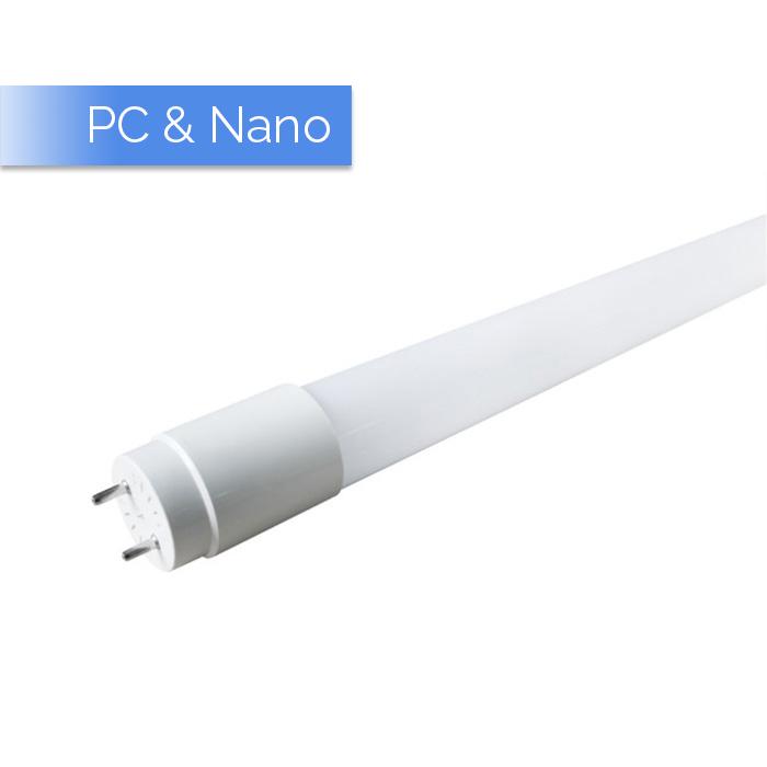T8 LED PC/Nano Tube