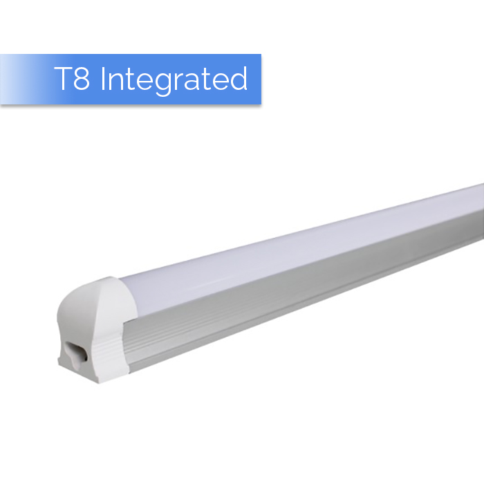 T8 Integrated LED Fixture